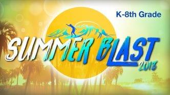Summer Blast 2018
