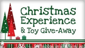 Christmas Experience & Toy Giveaway