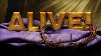 2019 Easter Production