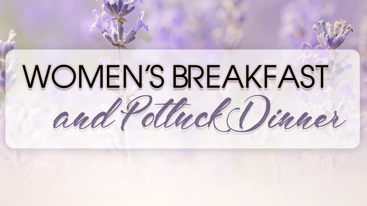 Women's Breakfast & Potluck