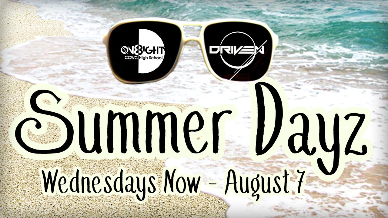 Summer Dayz for Grades 6 – 12