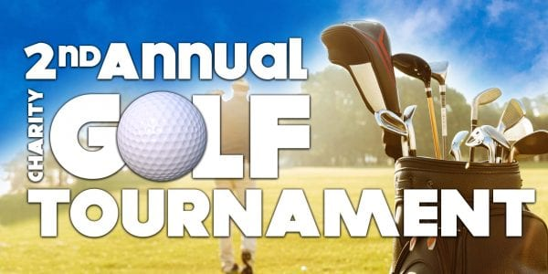 2nd Annual Charity Golf Tournament