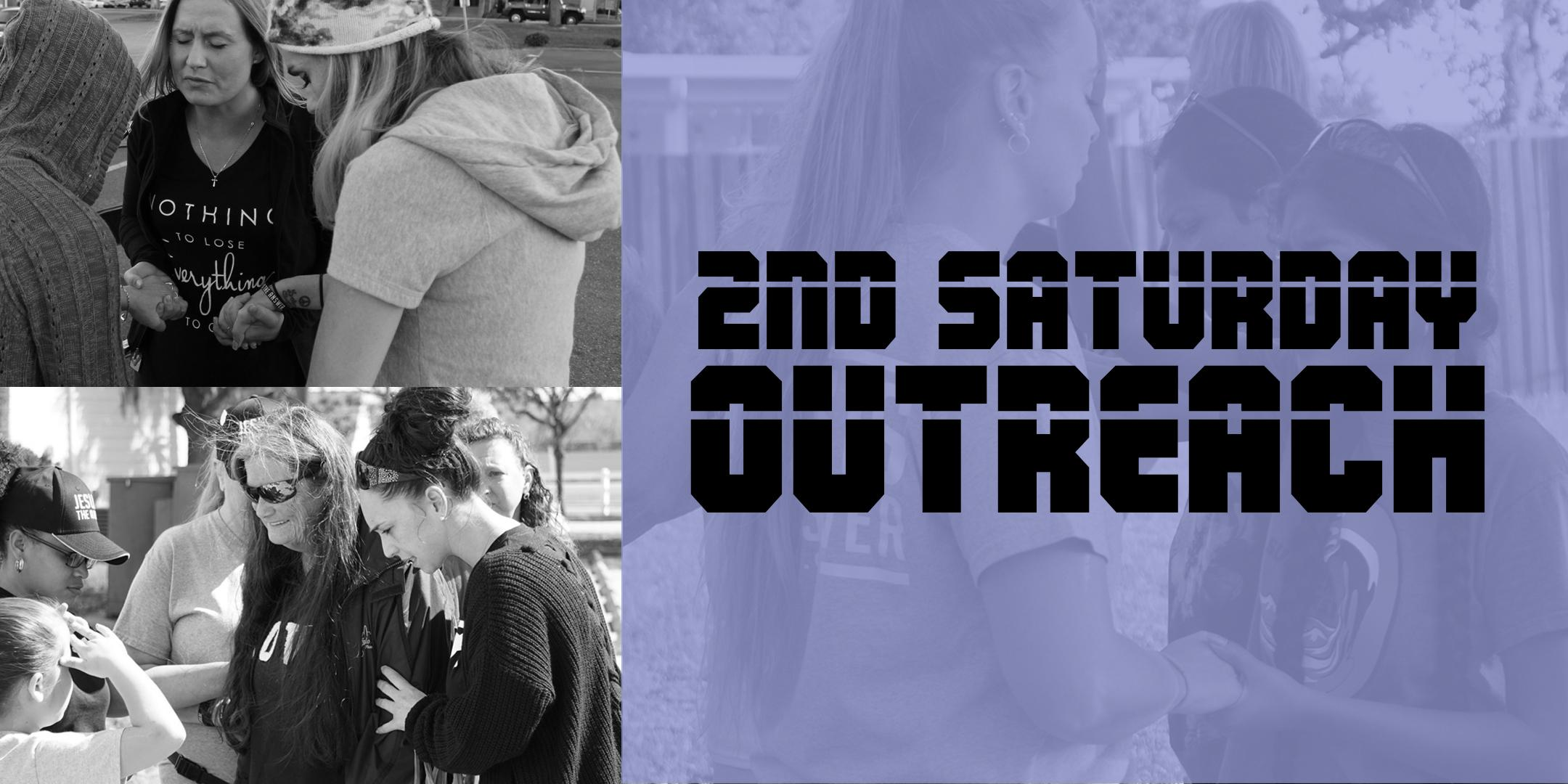 2nd Saturday Outreach