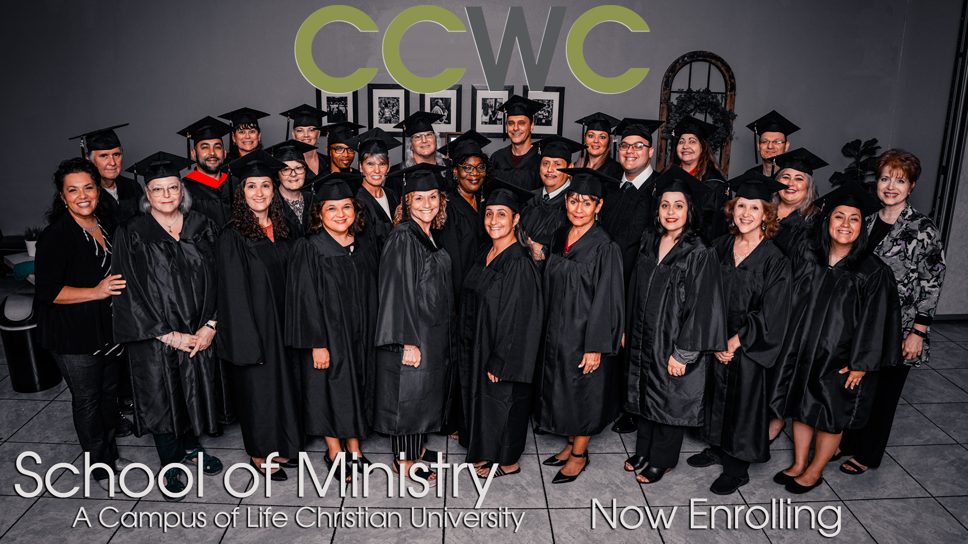 CCWC School Of Ministry Now Enrolling