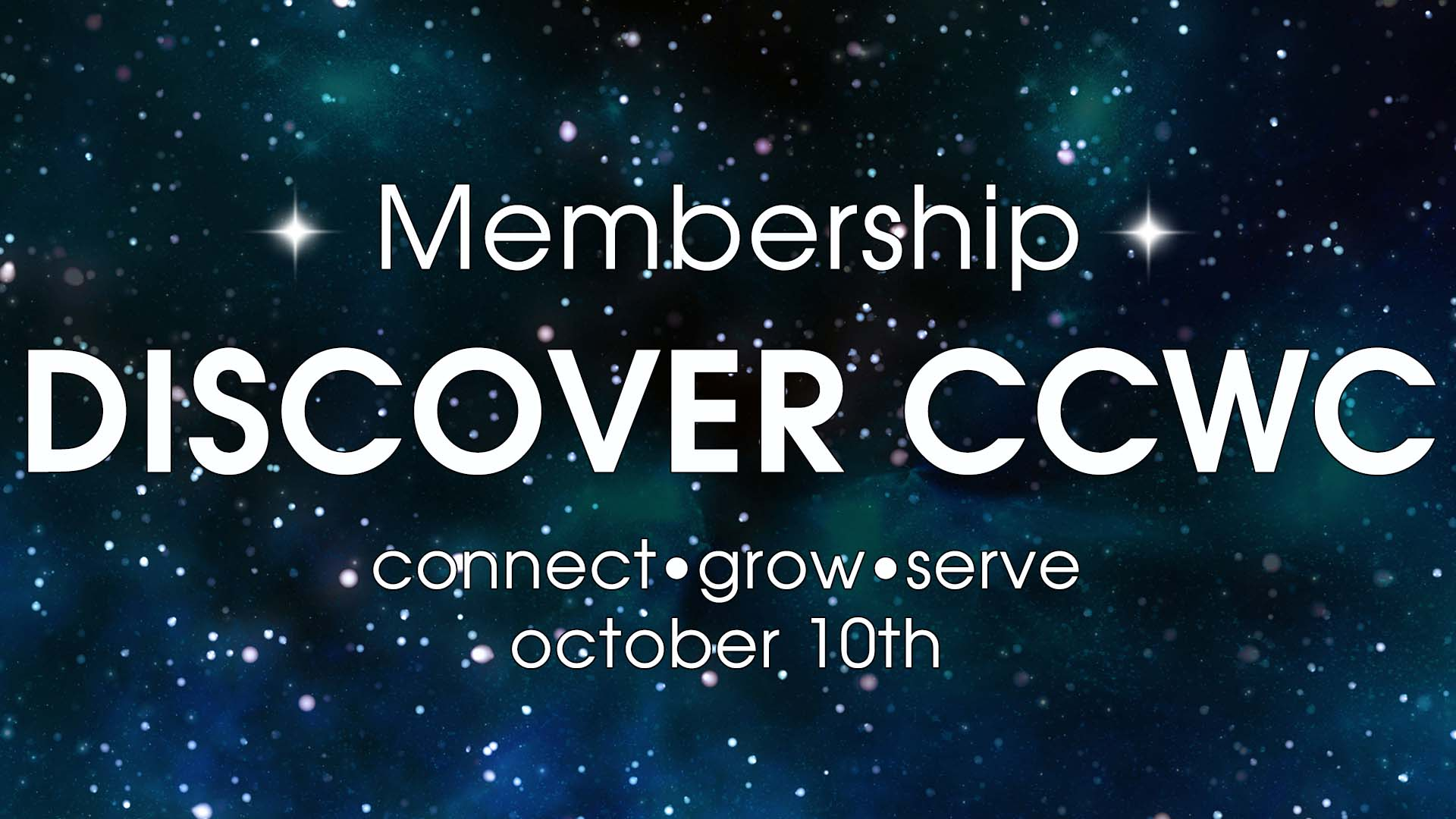 Discover CCWC